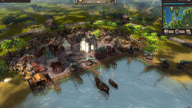 Port Royale 3 Gold and Patrician IV Gold - Double Pack Screenshot 4