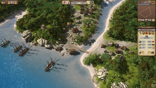 Port Royale 3 Gold and Patrician IV Gold - Double Pack Screenshot 5