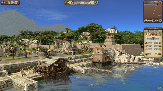 Port Royale 3 Gold and Patrician IV Gold - Double Pack Screenshot 6