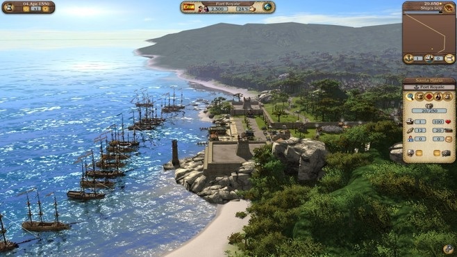 Port Royale 3 Gold and Patrician IV Gold - Double Pack Screenshot 7