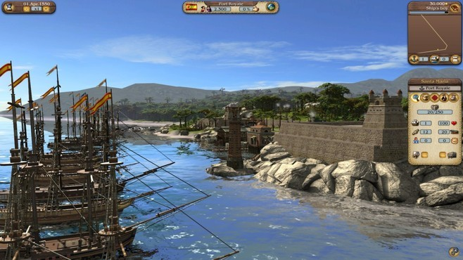 Port Royale 3 Gold and Patrician IV Gold - Double Pack Screenshot 8