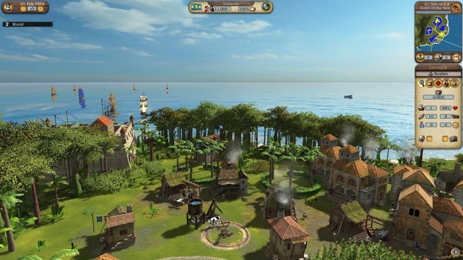 Port Royale 3: Harbour Master DLC Screenshot 3