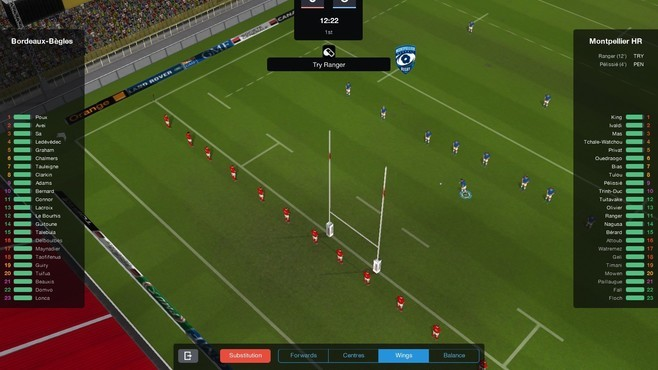 Pro Rugby Manager 2015 Screenshot 10