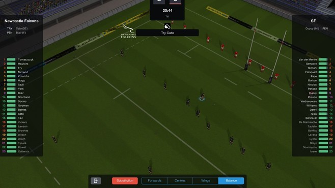 Pro Rugby Manager 2015 Screenshot 23