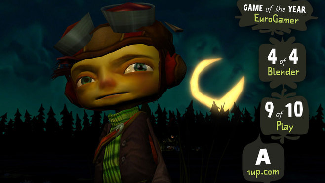 Psychonauts Screenshot 1