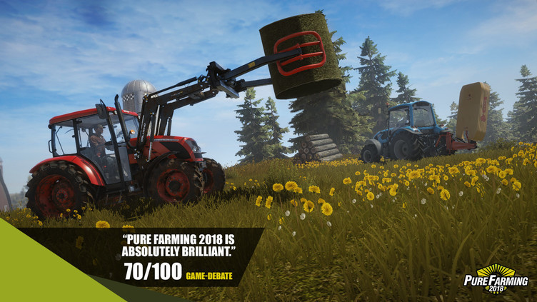 Pure Farming 2018 Screenshot 9