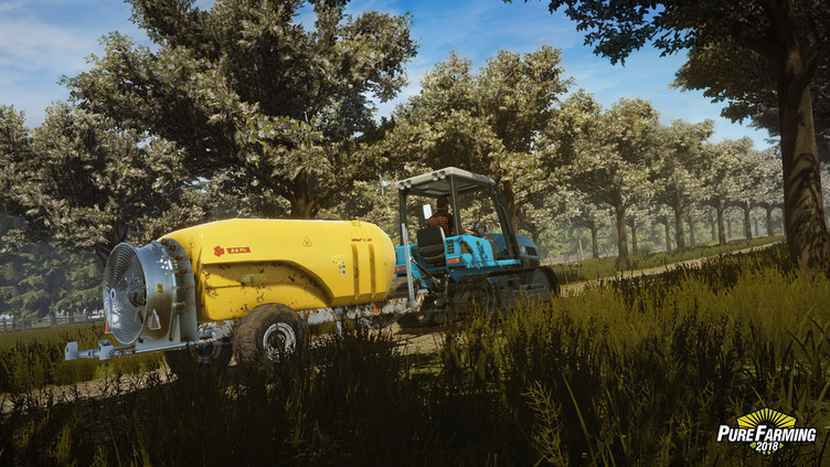 Pure Farming 2018 Screenshot 14
