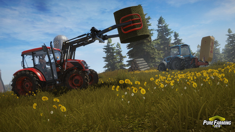 Pure Farming 2018 - Digital Deluxe Edition Screenshot 2