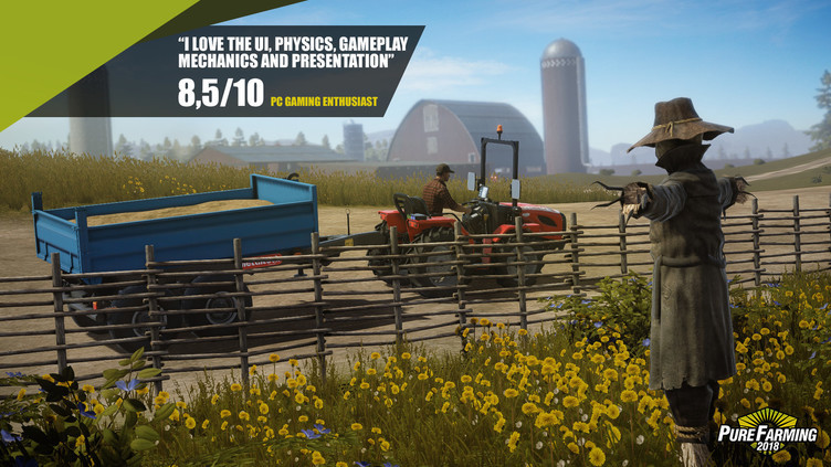 Pure Farming 2018 - Digital Deluxe Edition Screenshot 7