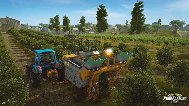 Pure Farming 2018 - Digital Deluxe Edition Screenshot 8