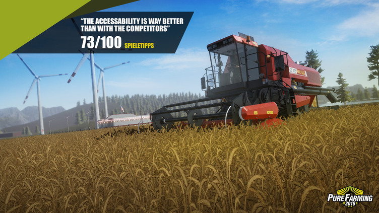 Pure Farming 2018 - Digital Deluxe Edition Screenshot 10