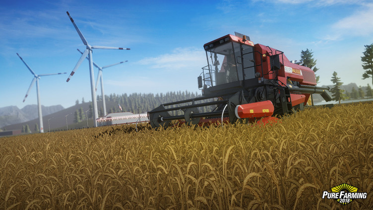 Pure Farming 2018 - Digital Deluxe Edition Screenshot 11