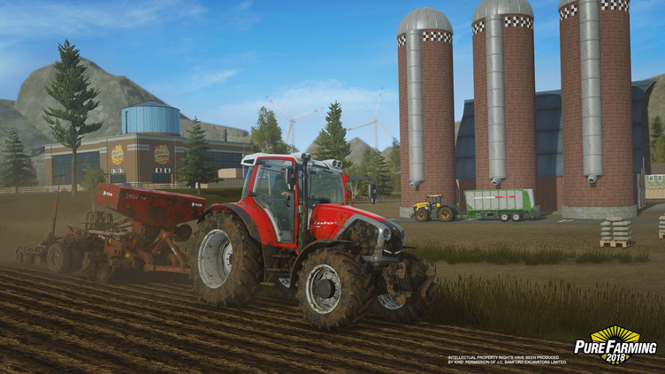 Pure Farming 2018 - Digital Deluxe Edition Screenshot 14