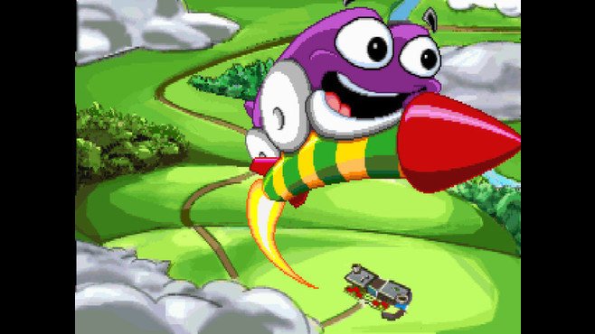 Putt-Putt® Goes to the Moon Screenshot 1