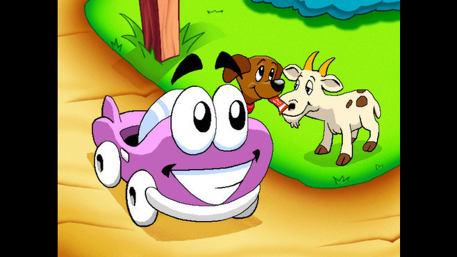 Putt-Putt® Joins the Circus Screenshot 1