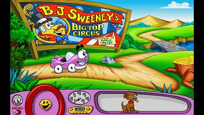 Putt-Putt® Joins the Circus Screenshot 2