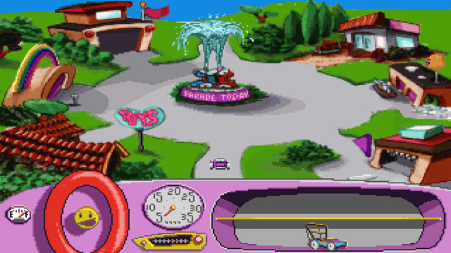 Putt-Putt® Joins the Parade Screenshot 1