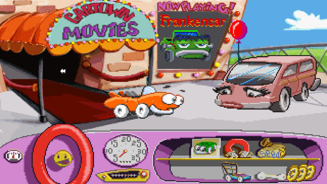 Putt-Putt® Joins the Parade Screenshot 4