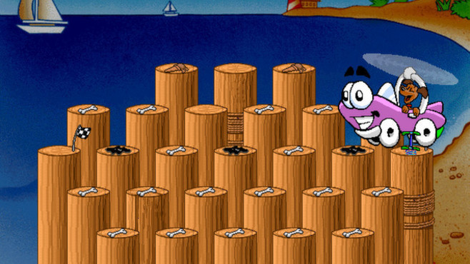 Putt-Putt® and Pep's Dog on a Stick Screenshot 2