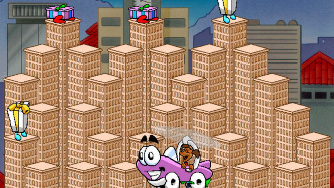 Putt-Putt® and Pep's Dog on a Stick Screenshot 3