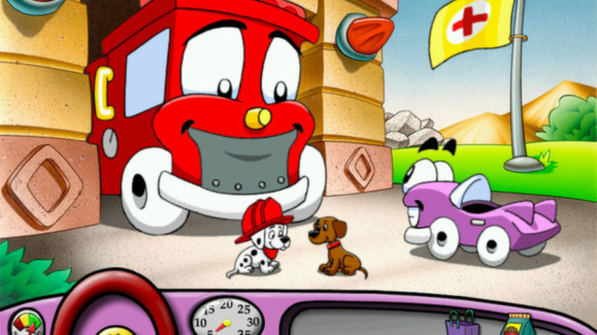 Putt-Putt®: Pep's Birthday Surprise Screenshot 4