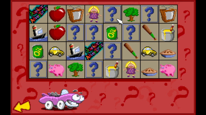 Putt-Putt® & Fatty Bear Activity Pack Screenshot 1