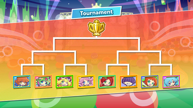 Puyo Puyo Champions Screenshot 5