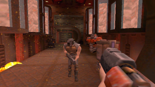 QUAKE 2 Screenshot 2