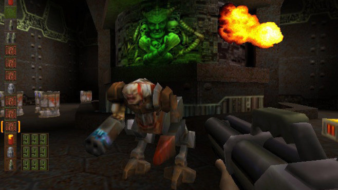 QUAKE 2 Screenshot 3