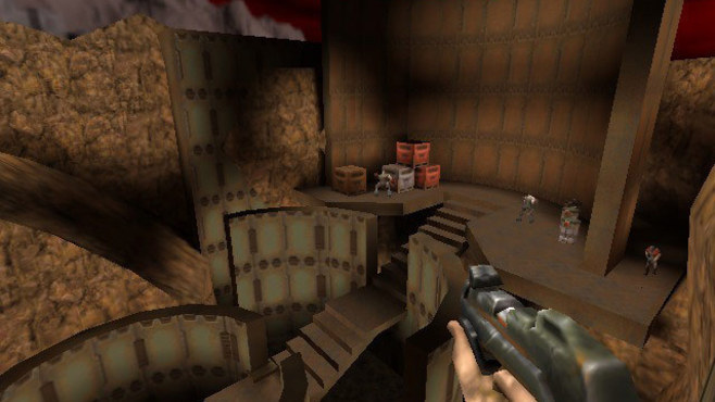 QUAKE 2 Screenshot 4
