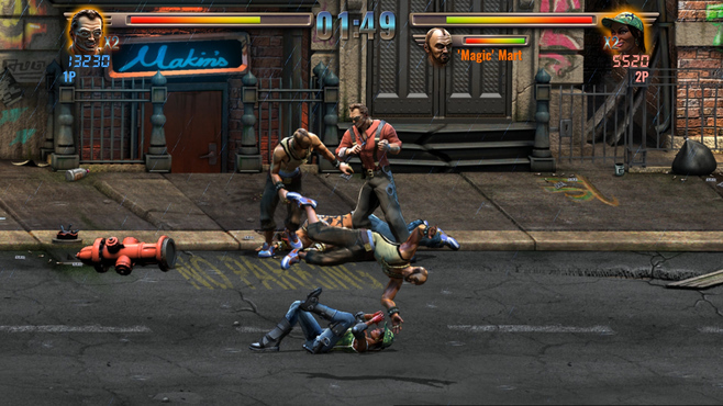 Raging Justice Screenshot 6