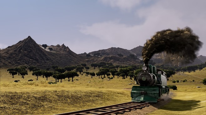 Railway Empire - Crossing the Andes Screenshot 1