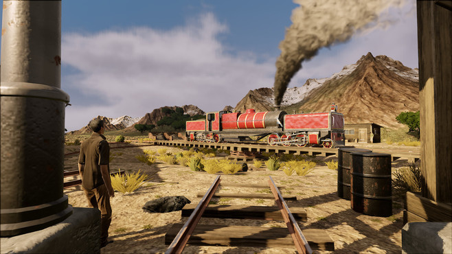 Railway Empire - Crossing the Andes Screenshot 3