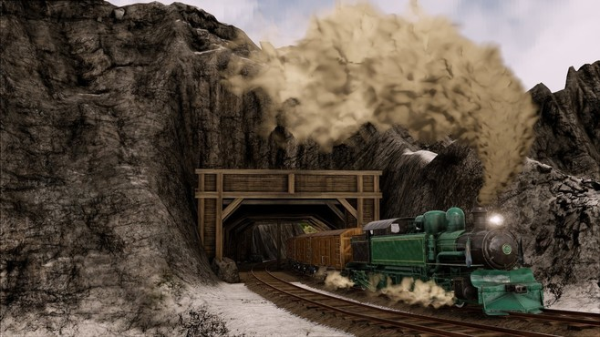 Railway Empire - Crossing the Andes Screenshot 7