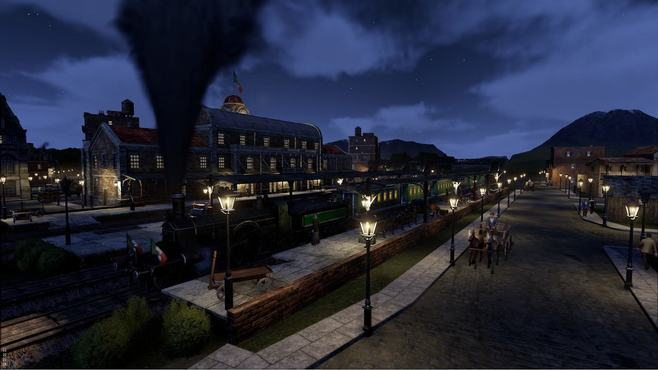 Railway Empire: Mexico Screenshot 1