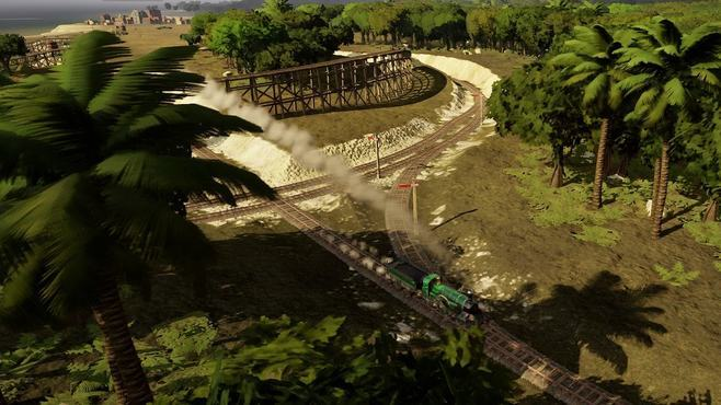 Railway Empire: Mexico Screenshot 2