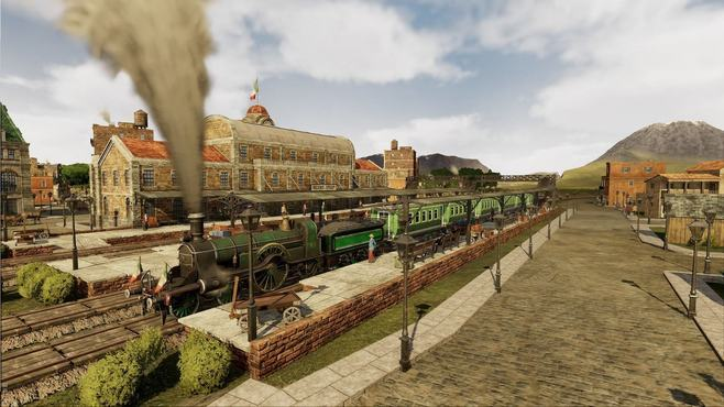 Railway Empire: Mexico Screenshot 3