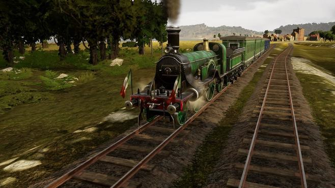 Railway Empire: Mexico Screenshot 4