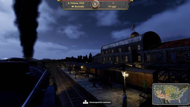 Railway Empire: Mexico Screenshot 9