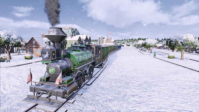 Railway Empire: The Great Lakes Screenshot 7