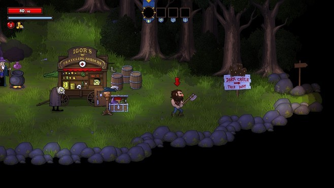 Rampage Knights Screenshot 2