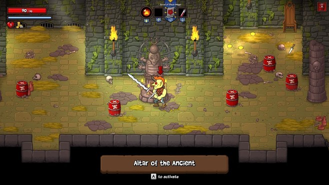 Rampage Knights Screenshot 4