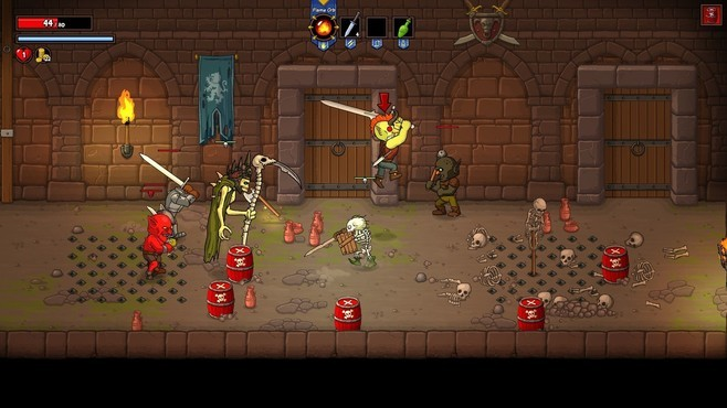 Rampage Knights Screenshot 6