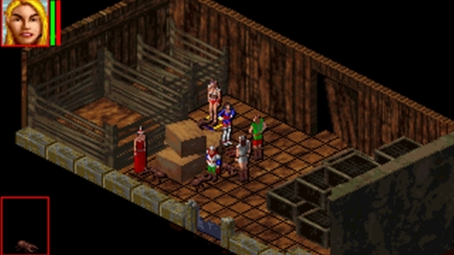 Realms of Arkania 3 - Shadows over Riva Classic Screenshot 7