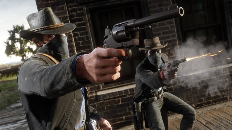 Red Dead Redemption 2 Screenshot 3