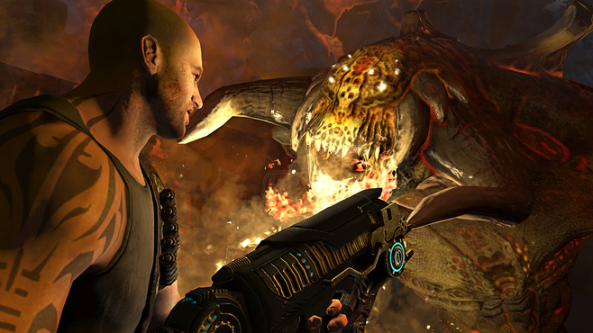 Red Faction Armageddon Screenshot 1