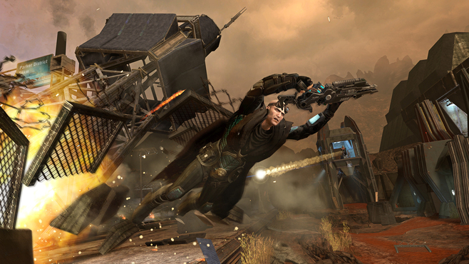 Red Faction Armageddon Screenshot 3