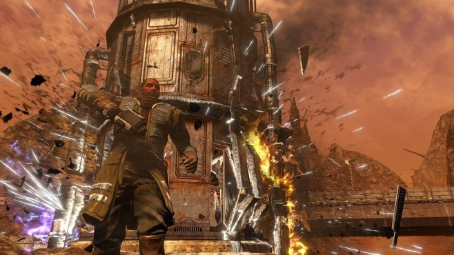 Red Faction: Guerrilla Re-Mars-tered Screenshot 1