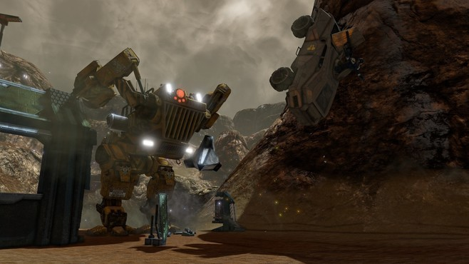 Red Faction: Guerrilla Re-Mars-tered Screenshot 3