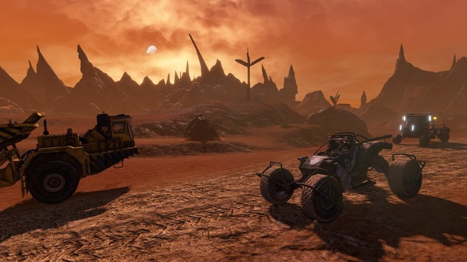 Red Faction: Guerrilla Re-Mars-tered Screenshot 4